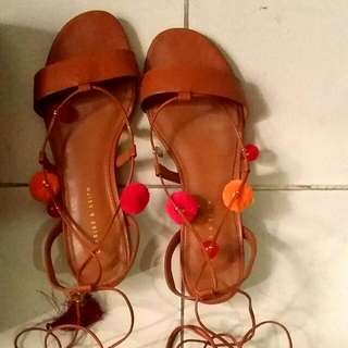 Bohemian Sandals (Authentic Charles and Keith)