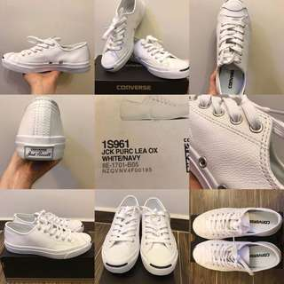 BRAND NEW JACK PURCELL CONVERSE