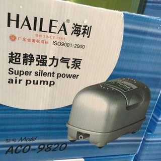 海利大型打氣幫浦ACO-9820