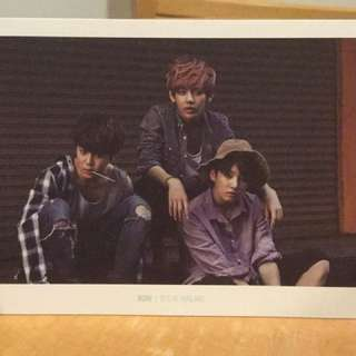 [WTS] OOP BTS Now 1 Vminkook Postcard