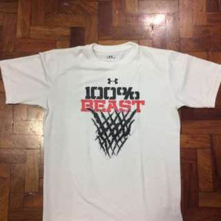 Under Armour 100% Beast shirt (Original)