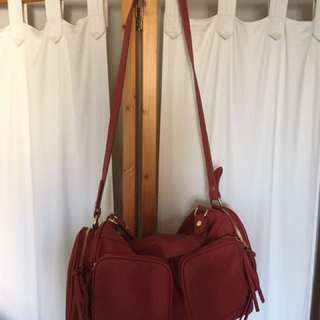 BCBG Leather bag