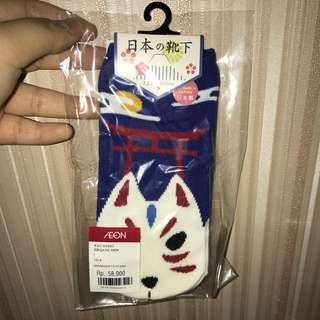 Japanese Socks / Kaus Kaki Jepang