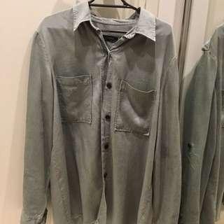 Zara Military Shirt