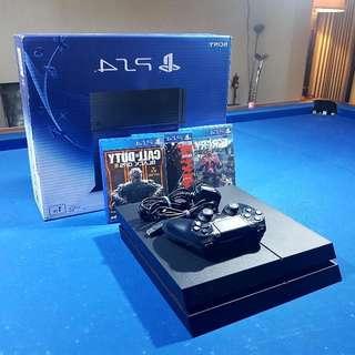 PS4 1T