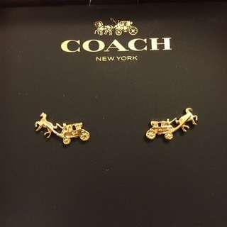 🈹Coach 耳環 Earrings