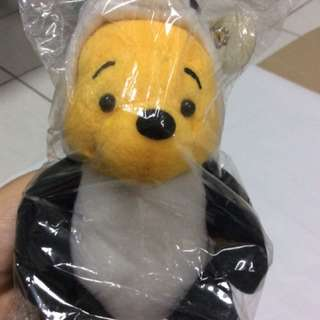 ORIGINAL - Pooh Wearing Panda Costume Car Accessories