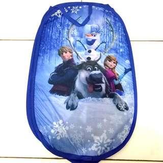 Keranjang Baju Kotor Kartun Frozen