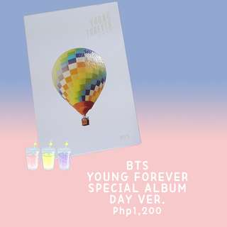 BTS - YOUNG FOREVER SPECIAL ALBUM (DAY VERSION)