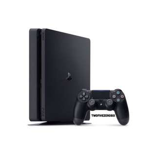 Sony PlayStation 4 (Pending)