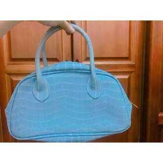 藍色小手拿包✨✨✨