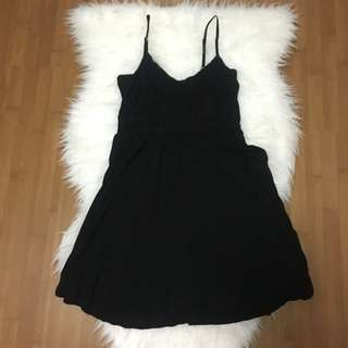 (Preloved) Cotton On Little Black Dress /Casual