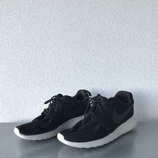 Nike Roshe One, Black/Lt Grey