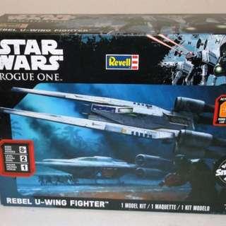Star Wars Revell Rebel U-Wing Fighter