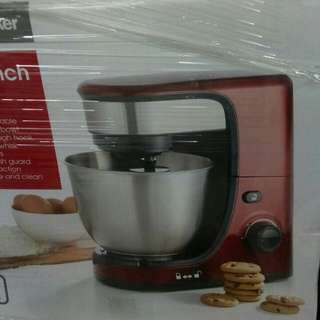 Bench Mixer Red