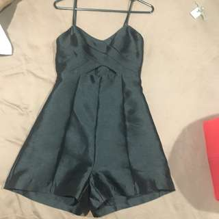 KOOKAÏ black playsuit size 8