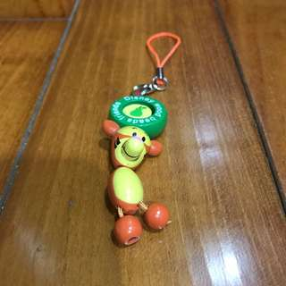迪士尼跳跳虎小吊飾