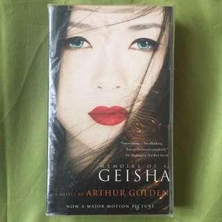 Memoirs of a Geisha - A. Golden