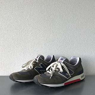 New Balance M1300ER, Made in USA, Charcoal/Blue