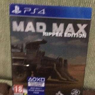 Mad Max Ripper Idition
