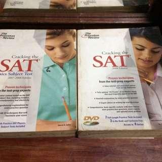 SAT Reviewer Books