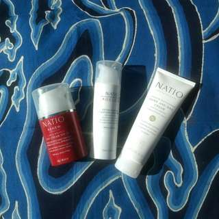 Over $54 RRP! Natio Skincare Pack