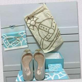 Vivienne Westwood X Melissa 娃娃鞋 可議價