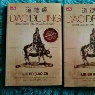 Dao De Jing - Kitab Suci Utama Agama Tao