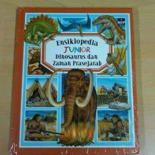 Ensiklopedia Junior - Dinosaurus Dan Zaman Prasejarah - Groupe Fle