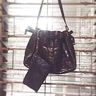 Lane Crawford's Bucket Bag