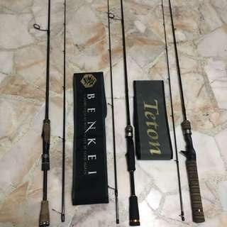 Luring Rods For Sale