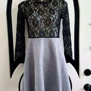 Long-sleeve Dress
