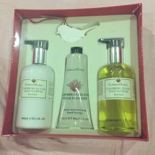 #15Off Crabtree & Evelyn Gift Set