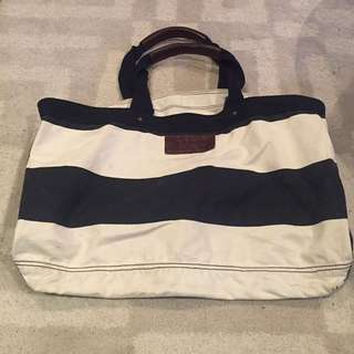 Abercrombie And fitch Large Cotton Bag