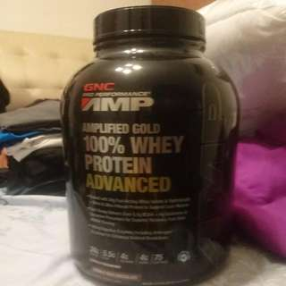 100% Whey Protein Advanced
