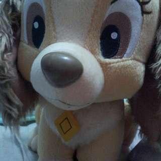 Disney Dog With Tag
