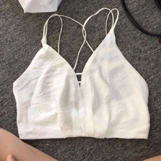 Peppermayo Crop Top Size 8