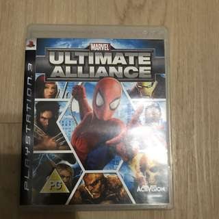 PS3 Game Ultimate Alliance