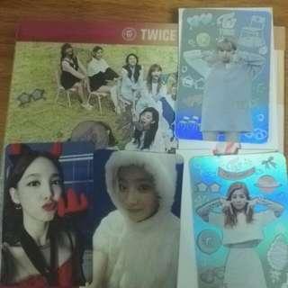 Twice TT Nayeon Selfie & Jeongyeon Holo