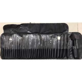 32 Pcs Set Kosmetik Make Up Brush Set Kit