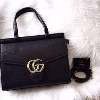 GC GG Marmont Top Hand Bag