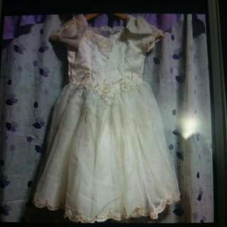 Pre-loved Gown For Girl