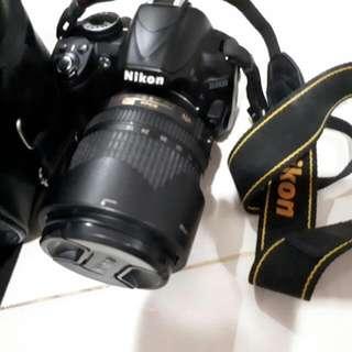 D3100 Nikon DSLR