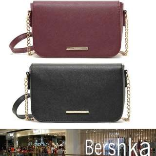 BERSHKA mini combi chain slingbag ORIGINAL