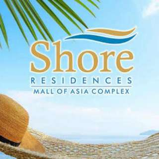 Shore Residences In MALL OF ASIA