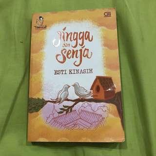 Jingga dan Senja - Esti Kinasih