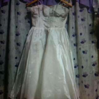 Pre-loved Gown For Girls