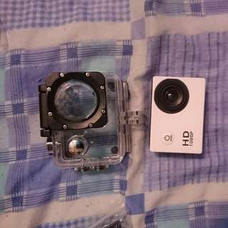 Action Cam Recorder-go Pro-brandnew-Hd-1080p