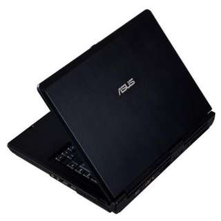 asus X58LE core2duo laptop