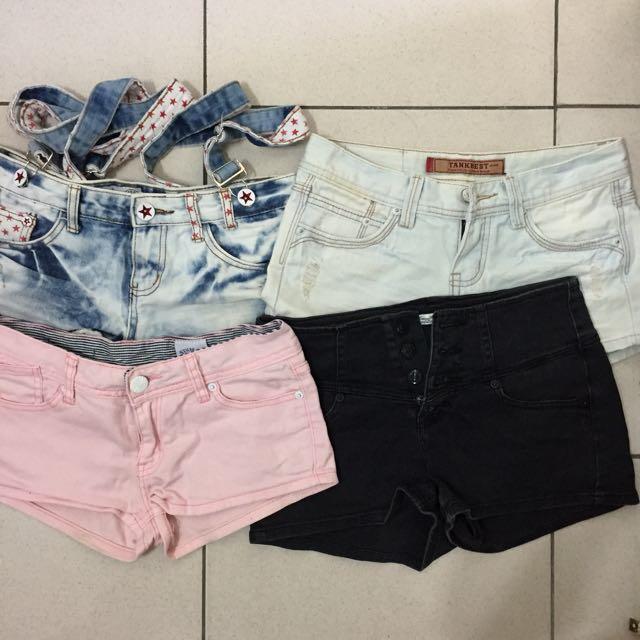 夏季短褲大特賣